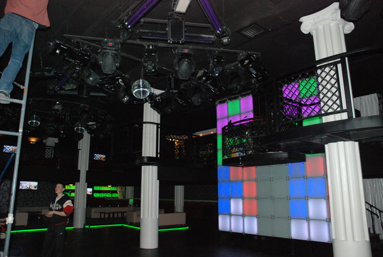 Помещения ночных клубов клубы москвы пик